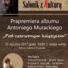 Salonik z kulturą – Promocja płyty
